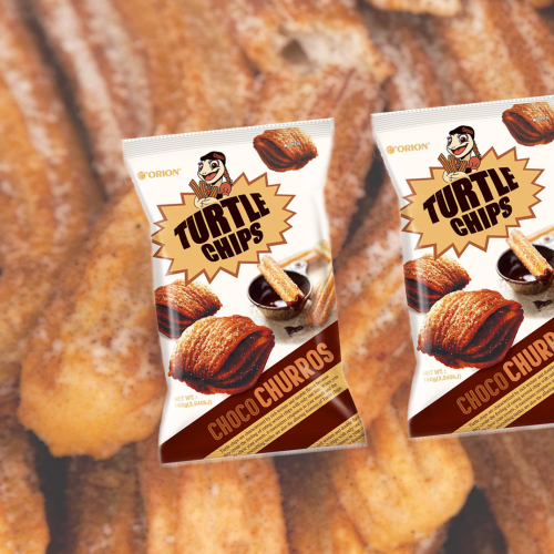 Woolworths New Range Of Chocolate Churros Flavoured Chips Are Going VIRAL!
