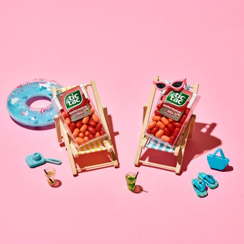 Tic Tac Launches A New Watermelon Flavour Just In Time For Summer!
