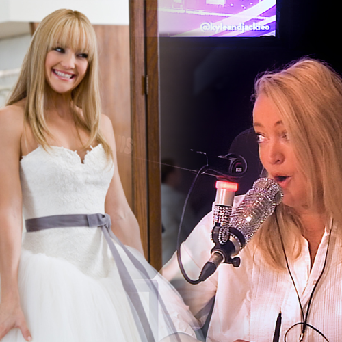 This Bride Admits To Spending MORE $ On Her Dress Than Food For Guests