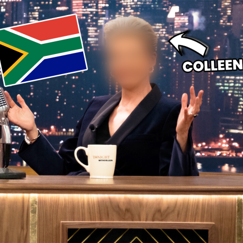 Colleen From Sales Finally Manages To Negotiate Her Own Show!
