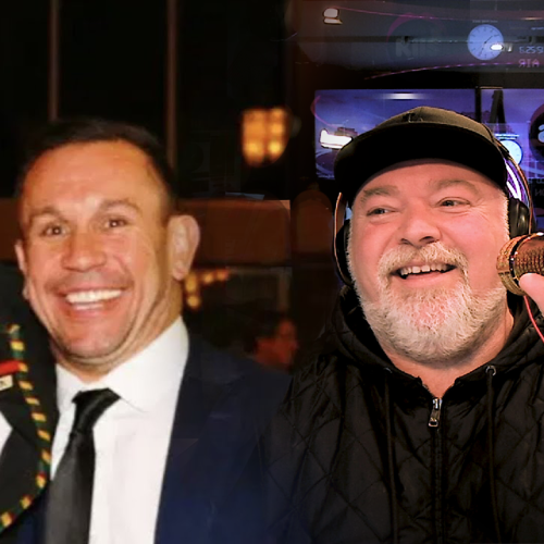 Matty Johns is 100% Done With His Son After Getting Pranked AGAIN On The Kyle & Jackie O Show
