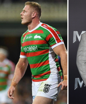 Rabbitoh's Tom Burgess Reveals What Russell Crowe Sends In The Group Chat Before A Game