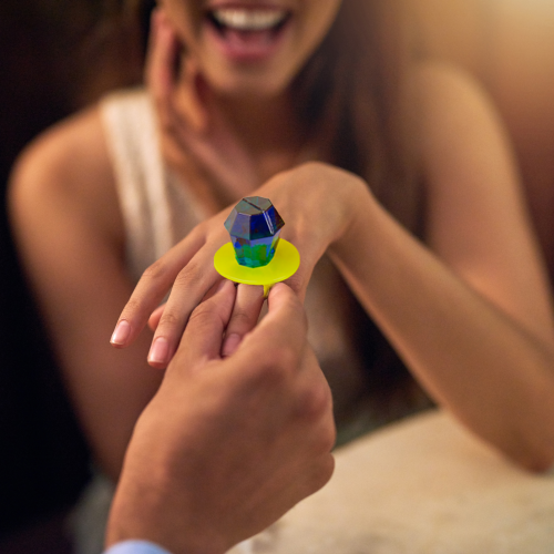 We Find Out If Women Are Actually Happy With A Cheap Engagement Ring