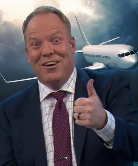 Peter Helliar Started Recording Goodbye Messages To His Kids On A Flight From Hell 😱✈️
