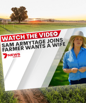 What Exactly Is Sam Armytage Going To Do On 'Farmer Wants A Wife'?