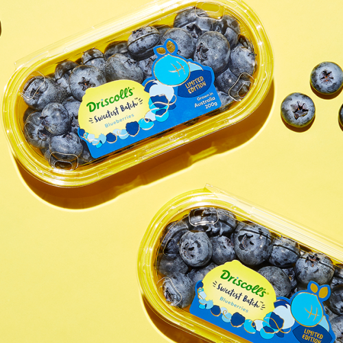 Driscoll's Have Brought Back Their Limited Edition Sweet Blueberries