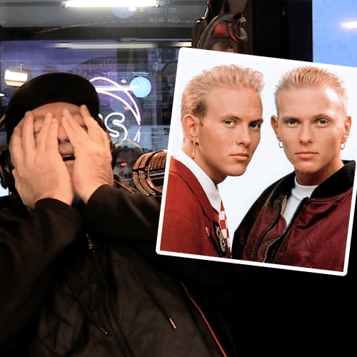 Kyle Didn't Recognise This 80's Icon & The Interview Just Kept Getting Awkwarder... & Awkwarder
