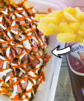 Would You Try Pineapple On A Halal Snackpack?
